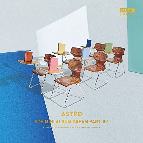 Fantagio Music Astro - Dream Part.02 Baram [Wish Ver.] Cd+Photo Postcard+2Photocard