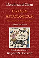 Carmen Astrologicum: The 'Umar al-Tabari Translation