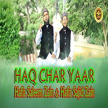 Haq Char Yaar - Single