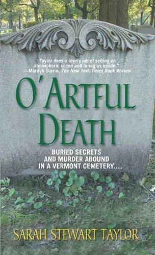 O' Artful Death: A Mystery (Sweeney St. George Mysteries Book 1)