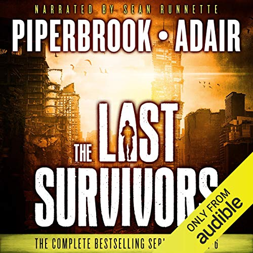 The Last Survivors Box Set audiobook cover art