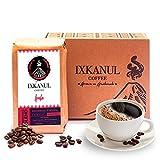 IXKANUL COFFEE | Guatemala Coffee, Medium Roast Coffee, Ground Coffee, Gourmet Coffee, Fresh Roast Coffee, Exotic Coffee, Guatemala Ground Coffee, Grinded Coffee, Arabica Coffee, Wet Processed Coffee