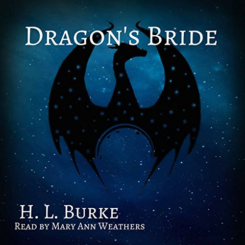 Dragon's Bride audiobook cover art