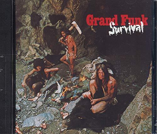 Grand funk railroad survival