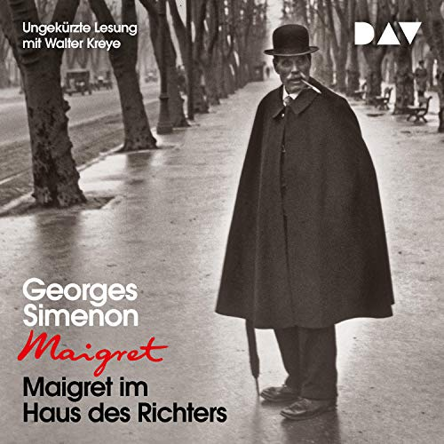 Maigret im Haus des Richters cover art