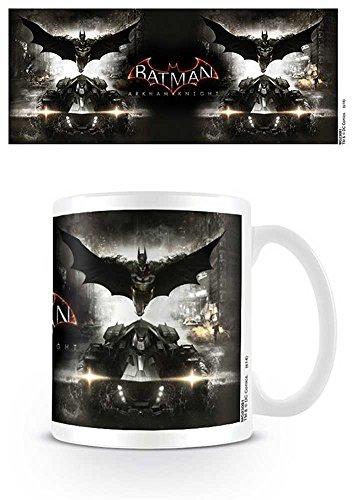empireposter Batman - Arkham Knight - Teaser - Keramik Tasse - Größe Ø8,5 H9,5cm