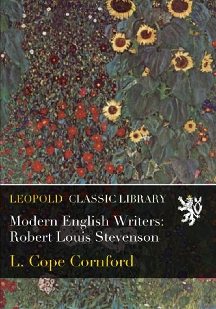 サンプルはぁ是正Modern English Writers: Robert Louis Stevenson