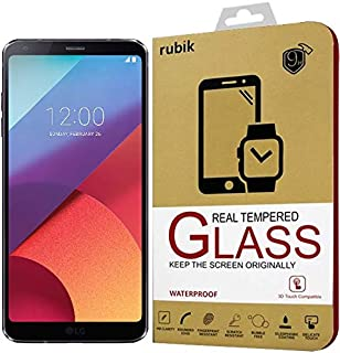 For LG G6 - Rubik Full Curved 3D Tempered Glass Screen Protector For LG G6
