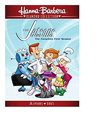 Jetsons, The: The Complete First Season (Rpkgd/DVD)