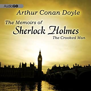 Sherlock Holmes: The Crooked Man cover art