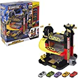 Teamsterz 1416475 3 Level Tower Garage with 5 Cars, 3-6 Years parking games May, 2021