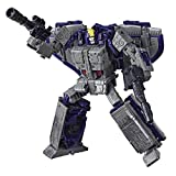 Transformers Toys Generations War for Cybertron Leader Wfc-S51 Astrotrain Triple Changer Action Figure - Kids Ages 8 & Up, 7'