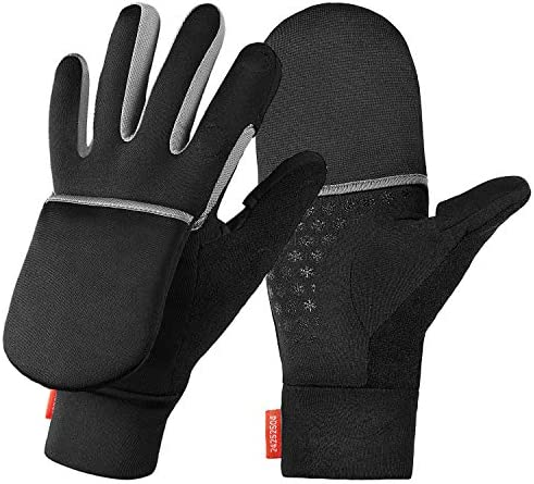 Upgraded Touchscreen Running Gloves Lightweight Windproof Glove Mittens product image