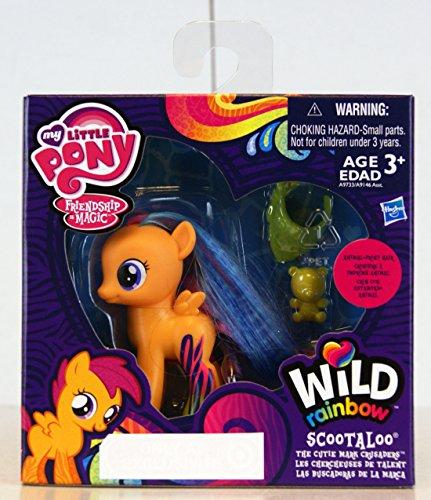 My Little Pony – Wild Rainbow – Les Chercheuses de Talent – Scootaloo
