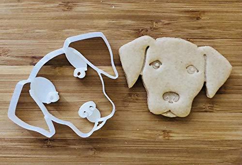 Labrador Retriever Cookie Cutter and Dog Treat Cutter - Dog Face