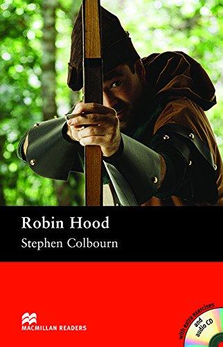 MR (P) Robin Hood Pk: Pre-intermediate (Macmillan Readers 2006)