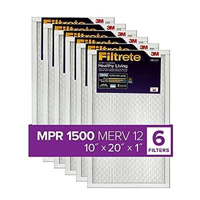 Filtrete Air Filter MPR 1500 AC Furnace x