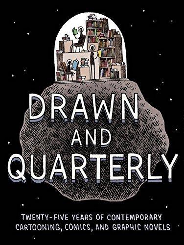 Drawn & Quarterly Comic & Graphic Novels
