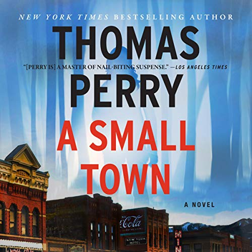 A Small Town audiobook cover art