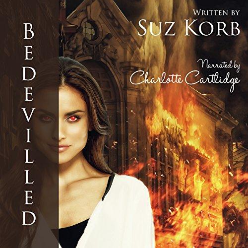 Bedevilled audiobook cover art