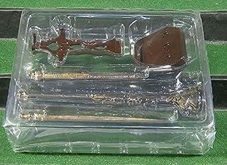 武Ⅱ(もののふ)MONONOFU 世界の名刀&武器シリーズ[単品] 12 「ランス(ブロンズ)」 観賞用コレクションモデル 刀 兜 槍 鉾 盾 ソード
