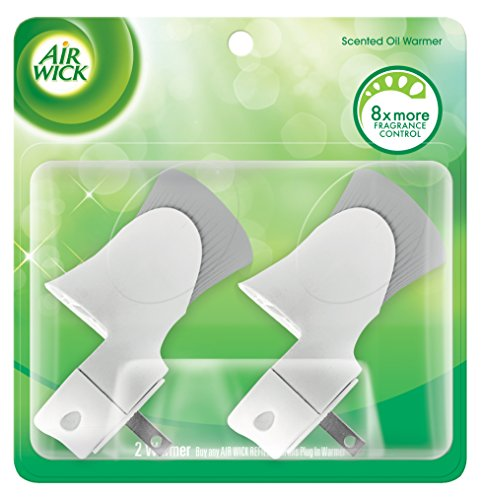 Air Wick Scented Oil Warmers 2 Count (Pack of 2)