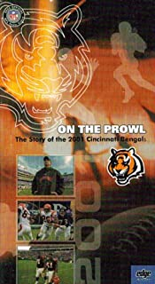 On The Prowl: The Story of the 2001 Cincinnati Bengals