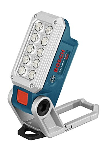 BOSCH 12-Volt Max LED Cordless Work Light FL12, 2 Ah
