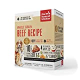 The Honest Kitchen Human Grade Dehydrated Organic Grain Beef...