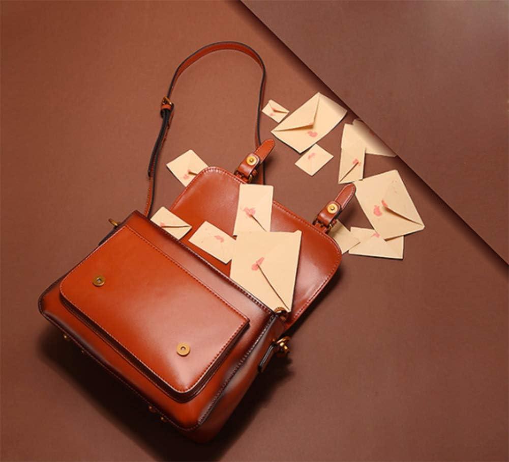 GWLDV Sac Messenger pour Femme/Trend Messenger Bag/Sac fourre-Tout pour Femme, Exquis, Beau, adapté aux activités Quotidiennes des Femmes Green