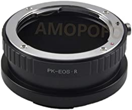 pentax pk to eos adapter