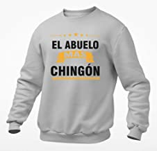 El Abuelo Mas Chingon, Abuelo, Abuelito Gift, Abuelo Gift, Grandpa, Grandpa Gift, Latino, para papa Sweatshirt