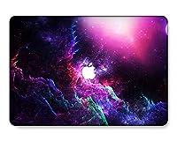 FULY-CASE プラスチック製のウルトラスリムライトハードシェルケースカットアウトデザイン対応MacBook Pro 13インチRetinaディスプレイCD-ROMなし A1425/A1502 (星空 B 0130)
