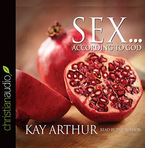 Sex According to God audiobook cover art