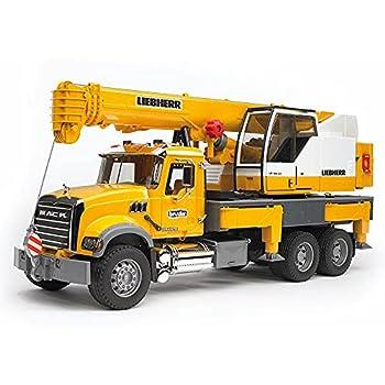 Best bruder crane truck Reviews