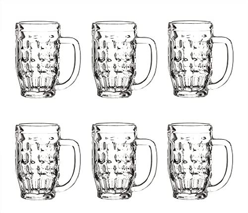Bormioli Malles Bicchiere Birra, 6 unità
