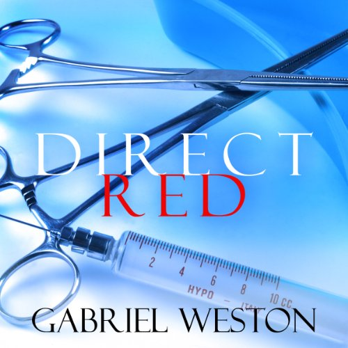 Direct Red audiobook cover art