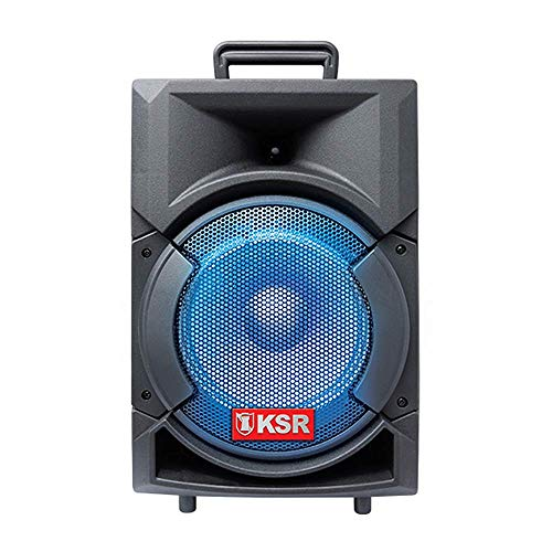 Kaiser Bafle Profesional Recargable de 8″ MSA-5808. 6,200W PMPO
