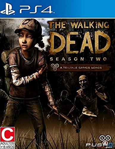 Telltale Games The Walking Dead - Juego (PS4, PlayStation 4, Aventura, M (Maduro))