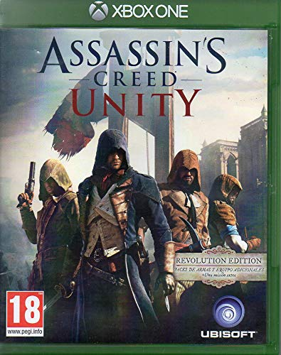 Assassin´s Creed: Unity (XBOX ONE)