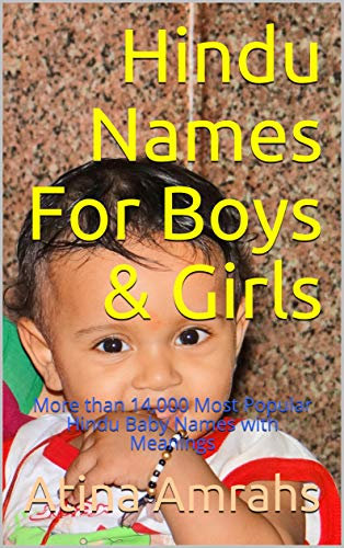 12++ Cute hindu baby boy names with meaning ideas