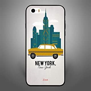 iPhone SE New York Taxi