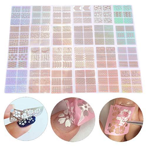 calcomania uñas fabricante Brrnoo