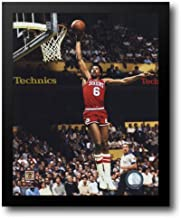 Julius Erving Action 12x14 Framed Art Print