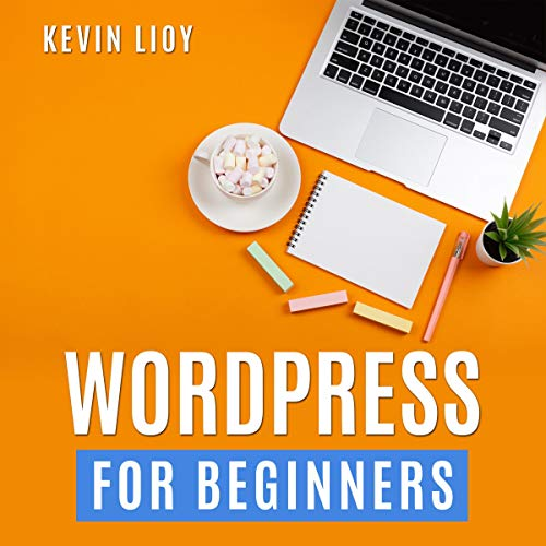 WordPress for Beginners cover art