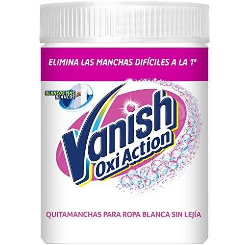 Vanish Quitamanchas sin Lejía Oxi White Polvo - 450 gr