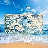 Stillshine. Toallas Playa Grandes Toallas Baño Secado Rápido Absorbentes...