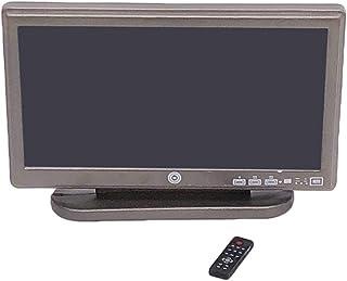 LIOOBO 1:12 Miniature Television Dollhouse LED TV Television Pretend Play Toys