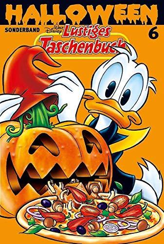 Lustiges Taschenbuch Halloween 06: Gruselgeschichten aus Entenhausen: Sonderband