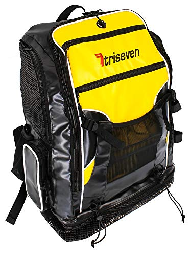 Triathlon TRISEVEN Ausrüstungstasche Transition Bag Tri Rucksack 40L Unisex